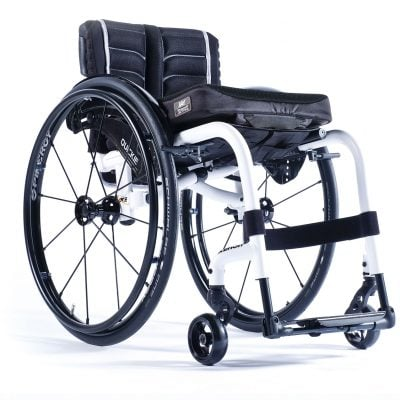 The Xenon FF is the best folding active user wheelchair