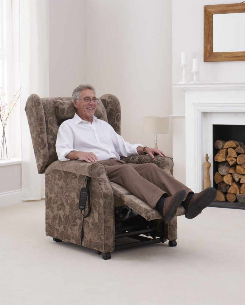 Copgrove Rise And Recline Chair Range Yorkshire Care
