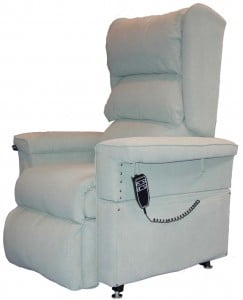 The Elevator - Rise Recliner Chair for muscular dystrophy (MD)