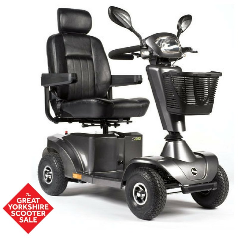 S425 mobility scooter - part of the Great Yorkshire Scooter Sale