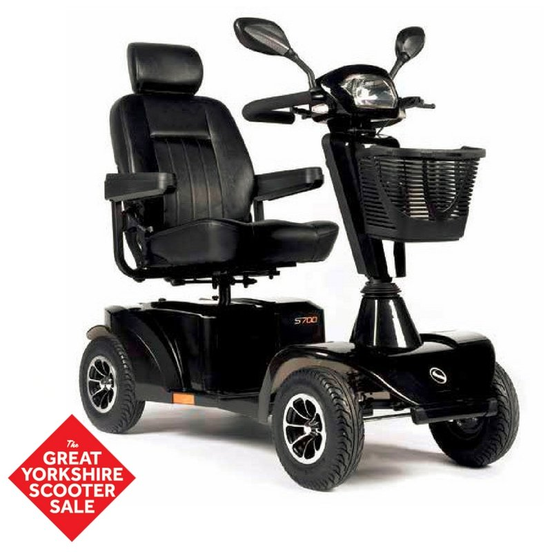 S700 mobility scooter - part of the Great Yorkshire Scooter Sale